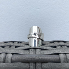 The Line Spoon Ring