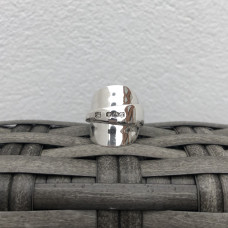 The Mikro Spoon Ring